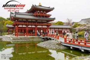 10 ngôi chùa nổi tiếng ở Nhật Bản