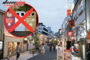 Nhật Bản quốc gia sạch nhất thế giới