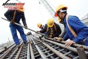 Công việc thi công cốt thép Nhật Bản có vất vả không?