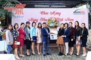 Hoàng Long CMS chúc mừng Ngày Phụ nữ Việt Nam 20/10 và kêu gọi ủng hộ đồng bào miền Trung