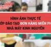 Hình ảnh thực tế Lớp đào tạo xuất khẩu lao động Đài Loan: Nhà máy Kinh Nguyên
