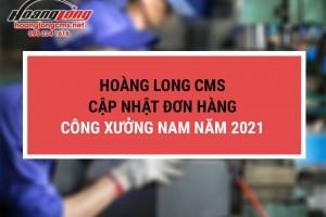Cập nhật đơn hàng công xưởng nam năm 2021, lấy đến 33 tuổi, thu nhập > 35 triệu/tháng