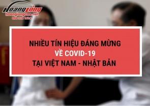 Nhiều tín hiệu đáng mừng về COVID-19 tại Việt Nam – Nhật Bản